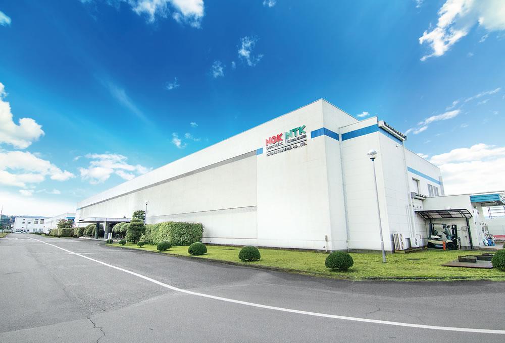 中津川工場